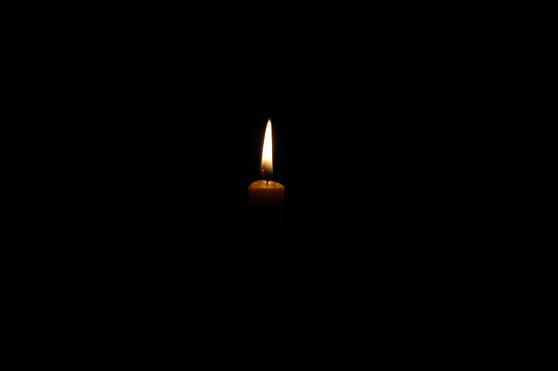 buio-candela